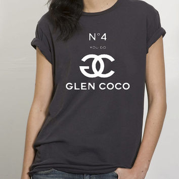 no 4 glen coco made me do it t shirt for Tshirt , Women ,Men