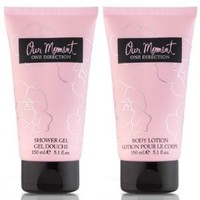 One Direction Our Moment Set Body Lotion & Shower Gel, 5.1 fl. oz NEW RELEASE!!