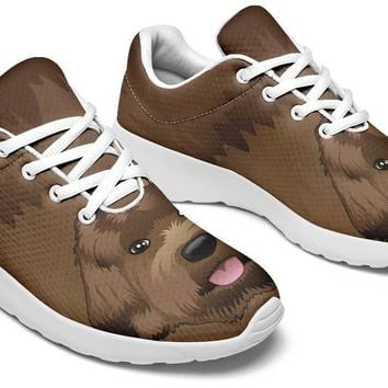 Real Labradoodle Sneakers
