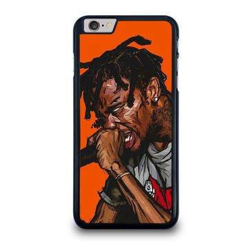 TRAVIS SCOTT ART iPhone 6 / 6S Plus Case Cover