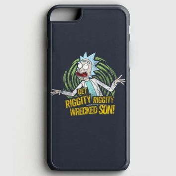 Rick And Morty Stupid Face iPhone 7 Case