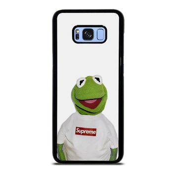 SUPREME KERMIT SESAME STREET Samsung Galaxy S8 Plus Case Cover
