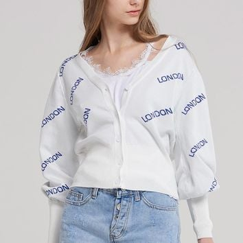 Tiany London Cardigan