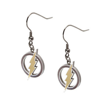 Flash  Lightning Bolt Earrings