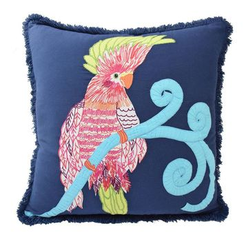 Pajaro Decorative Pillow - Home Decor | Blissliving Home