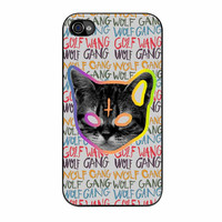 Ofwgkta Wolf Gang The Creator Odd Future Crew iPhone 4s Case