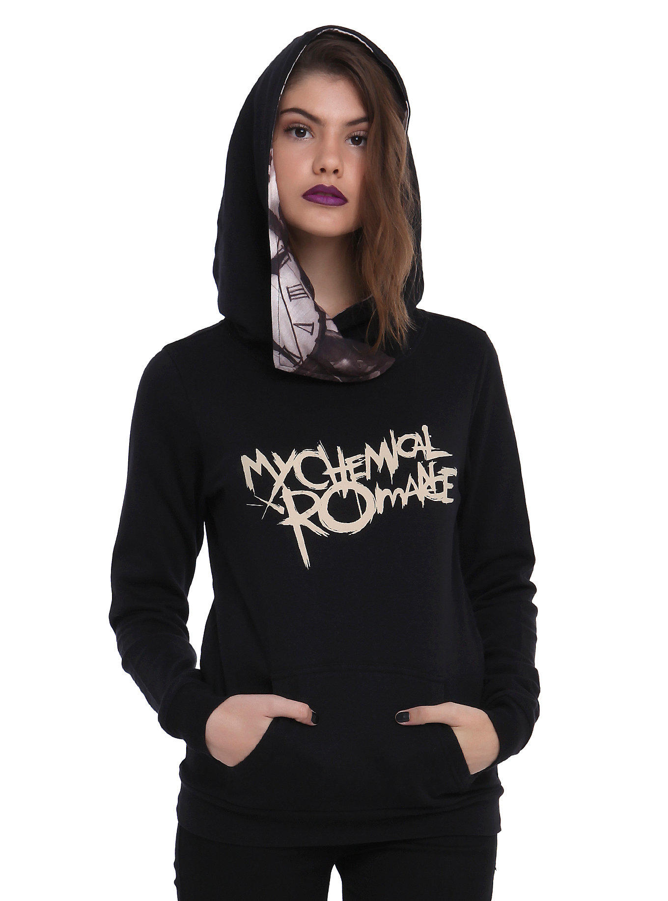 Hot topic hoodies