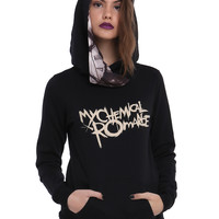 My Chemical Romance Black Parade Girls Pullover Hoodie