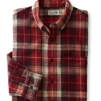 Kingfield Flannel Shirt, Traditional Fit