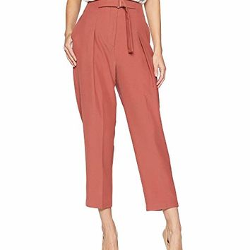 J.O.A. Belted Waist Trousers