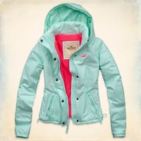 Hollister All-Weather Jacket