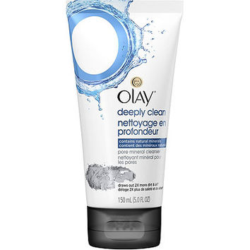 Olay Deeply Clean Pore Mineral Cleanser   Ulta Beauty