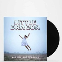 Little Dragon - Nabuma Rubberband LP- Black One
