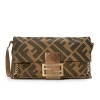 Fendi XL Baguette Bag (Previously Owned)