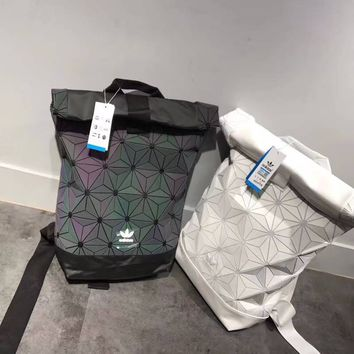 Adidas Chameleon Reflective Sport Laptop Bag Shoulder School Bag Backpack