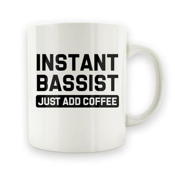 DCCK Instant Bassist. Just Add Coffee - 15oz Mug