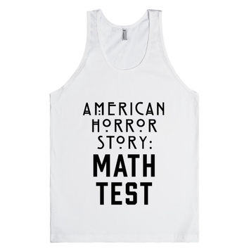American Horror Story: Math Test