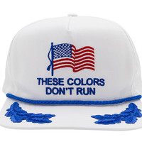 These Colors Don't Run Rope Hat