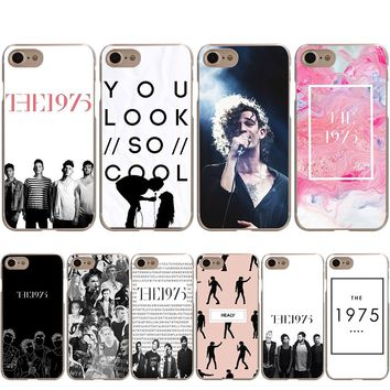 Matt Healy The 1975 Cover Case for Apple iPhone X 8 7 6 6S Plus 5 5S SE