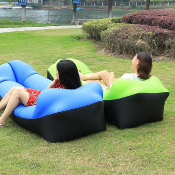 Lazy Bag Outdoor Inflatable Air Sofa Loungers