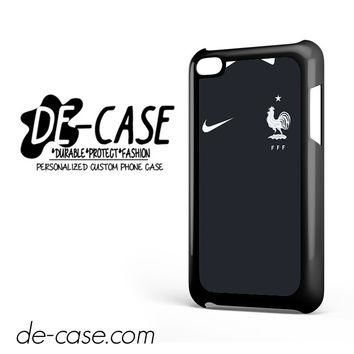 France Soccer Jersey For Ipod 4 Ipod Touch 4 Case Phone Case Gift Present YO
