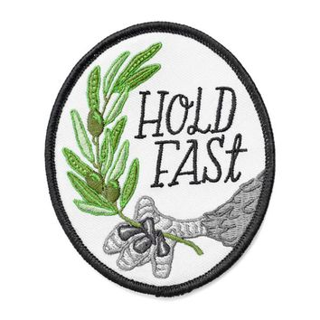 Hold Fast Patch