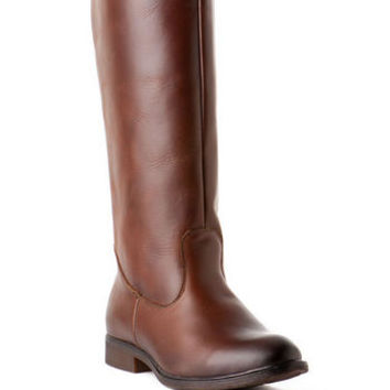 HARPER SHOES, ELLEN LEATHER RIDING BOOT
