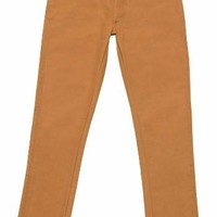 SKINNY DUCK CANVAS PANTS