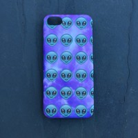 ALIEN EMOJI IPHONE CASE