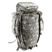 Cp Camouflage 911 Military Usmc Army Tactical Molle Nylon Hiking Hunting Camping Rifle Backpack Bag