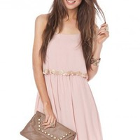 Heloise Scalloped Romper - ShopSosie.com