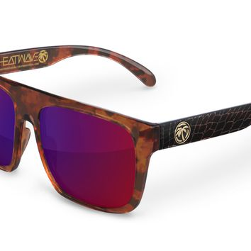 Regulator Sunglasses: Crocodile // Tortoise Hybrid Customs