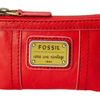 Fossil Emory Zip Coin