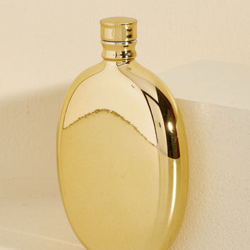 Oval and Out Flask | Mod Retro Vintage Kitchen | ModCloth.com