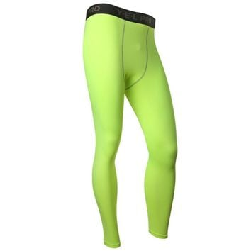 Men's Long Compression Base Layer Pants