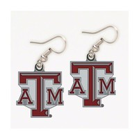 Texas A and M Aggies Dangle Earrings by Sports
