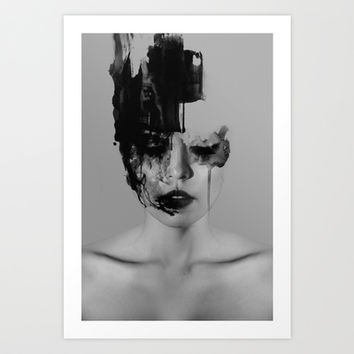Untitled-09 Art Print by Januz Miralles