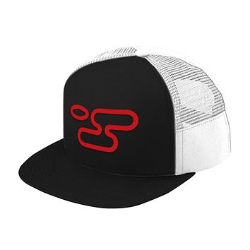 Naruto Village Cloud Trucker Hat - PF00294TH