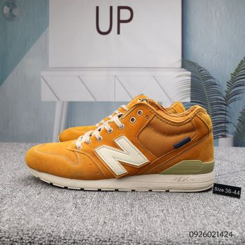 New Balance Woman Men fashion relaxation exercise shoes