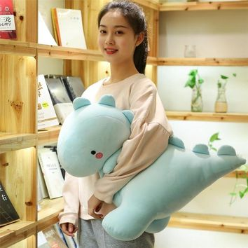 New Arrive 30-50CM Dinosaur Plush Toys Kawaii Stuffed Soft Animal Doll for Children Baby Kids Cartoon Toy Classic Gift