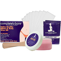 Salon Quality Bikini & Body Wax Kit