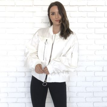 White Pearl Jacket