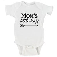 Mom's / Dad's Little Lady Gerber Onesuit ® | Preemie - 24 Months