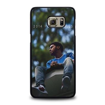 J. COLE FOREST HILLS Samsung Galaxy S6 Edge Plus Case Cover