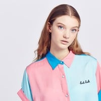 Lazy Oaf Bad Luck Bowling Shirt