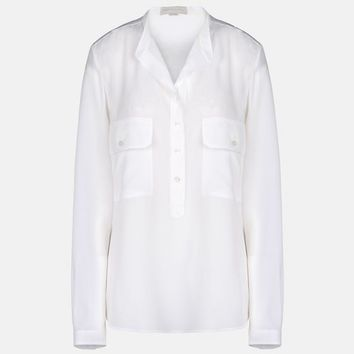 White Estelle Shirt - Stella Mccartney