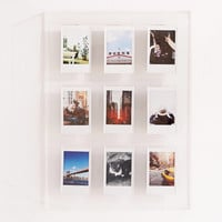 Instax Acrylic Multi Picture Frame | Urban Outfitters