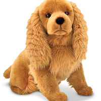 Melissa & Doug - Cocker Spaniel - Plush