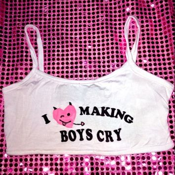 SWEET LORD O'MIGHTY! I LOVE TO MAKING BOYS CRY BRALET