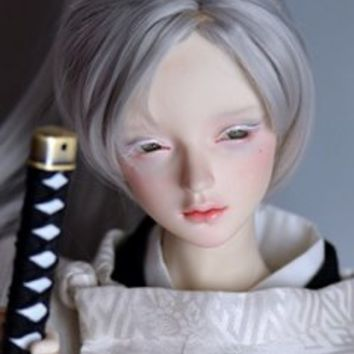 Lo-chew, 68cm 2D Doll Boy - BJD Dolls, Accessories - Alice's Collections